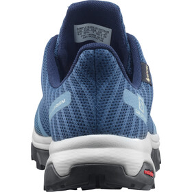 Salomon Outbound PRISM GTX Shoes Women, copen blue/dark denim/pearl blue